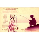 Advert Aerographs Fishing French