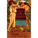 Nudes Festival 1910 Italy Art Nouveau