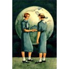 Girl Scouts Globe