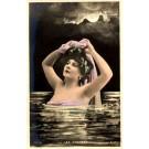 Mermaid Hand-Tinted RP Fantasy