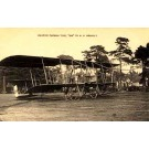 Biplane Farman Real Photo Aviation