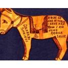 Donkey Advert Leather Medical CO