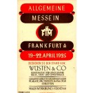 Festival 1925 German Modern Art