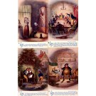 Dickens Pickwick Papers Tuck Set