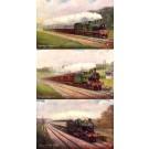 Trains Tuck British Set