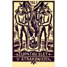 Gymnastics 1925 Festival Czech