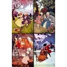 Four Seasons Romance Set