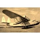 Sykorsky Airplane Aviation Pan Am