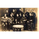 Salvation Army Brass Band Real Photo