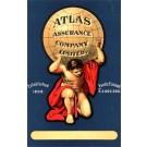 Advert Atlas Insurance Male Nude