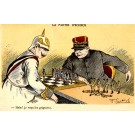 Kaiser Wilhelm Chess French WWI