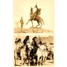 Buffalo Bills Indian Horse RP Circus