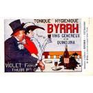 Advert Tonic Byrrh French