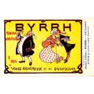 Advert Tonic Byrrh & Dog French