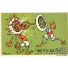 Boxing Bicycle Wheel French