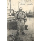 Deep Sea Diver Jos De Cauwel Advert
