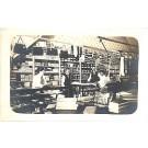 Fabric Store Interior Real Photo