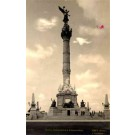 Miret Monument Real Photo Mexican