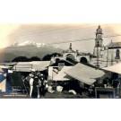 Mexico Market Real Photo