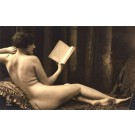 French Risque Nude Real Photo #788
