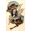 President Washington Ax Novelty