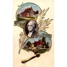President Washington Ax Novelty