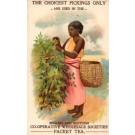 Advert Packet Tea Indian Farmer