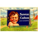 Advert Savon Soap Belgian