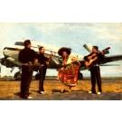 Mexican Airplane Pan Am Aviation