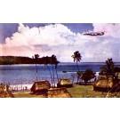Fiji & Pan-Am Airplane Aviation