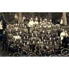 WWI Military Bicycle & Nurse RP
