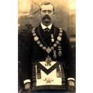 Masonic Man Portrait RP Fraternal