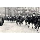 Buffalo Bills Circus Horse & Indian