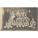 Soccer (Football) Team Real Photo
