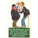 Advert Beer Gosser Comic Austrian