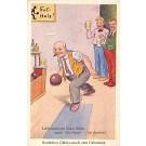 Bowling & Beer Comic
