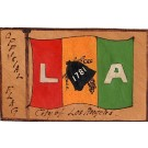 Flag of Los Angeles Leather CA