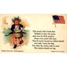 Little Uncle Sam Advert Oleomargarine