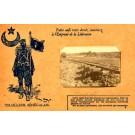 Black Soldier w/Flag Senegal Novelty
