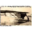 Hydroplane Real Photo Aviation
