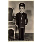 Prince Carl Gustaf Real Photo