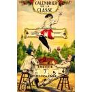 Lady Rose Calendar Novelty