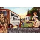 Horse-Drawn Truck Advert Furniture