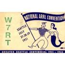 Radio Navy Mermaid Convention 1951