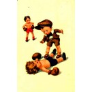 Boxing Comic Boys