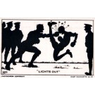 Boxing Military Comic