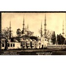 Constantinople Temple Real Photo