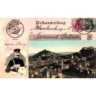 Mailman German Stamps Blakenburg