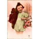 Teddy Bear Rose Hand-Tinted RP