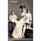 Crown Princess Royalty Real Photo